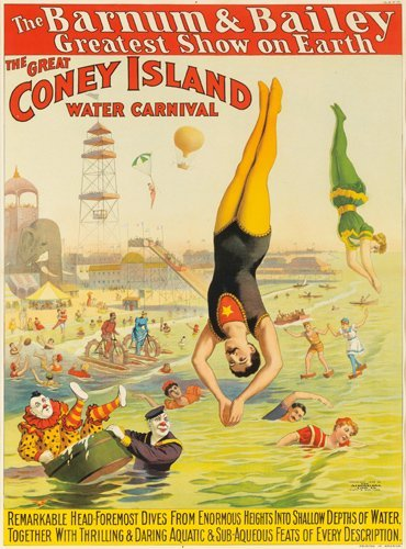 14: Barnum & Bailey / Coney Island. 1898