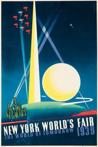 260: New York World's Fair 1939 / The World of Tomorrow