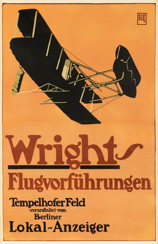 2: Wright-Flugvorführungen. 1909