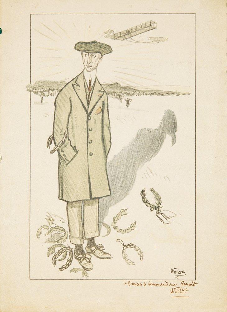 4: Wilbur Wright. 1909