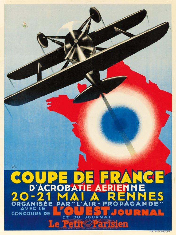 15: Coupe de France. 1934