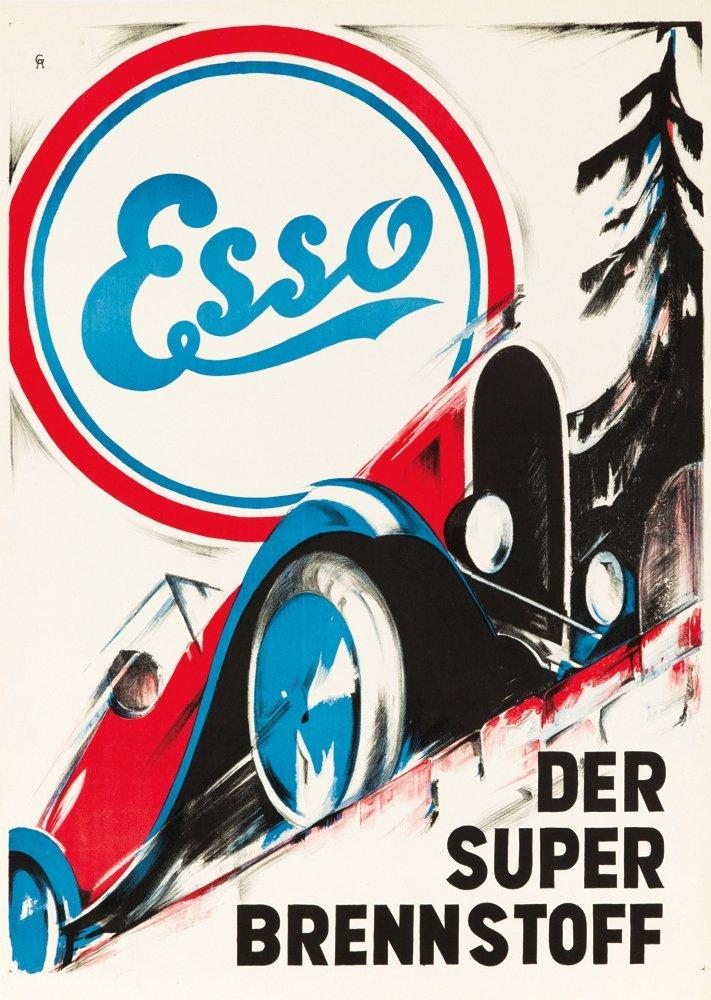 23: Esso. ca. 1923