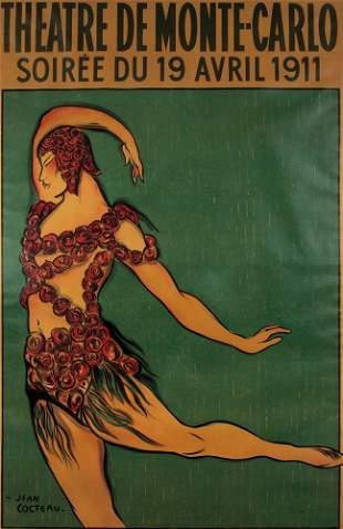 310: Théâtre de Monte-Carlo. 1911