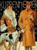 415 Kuppenheimer Maquette ca 1925