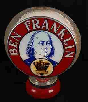 Repop Ben Franklin w/ethyl logo Gill Globe Lenses