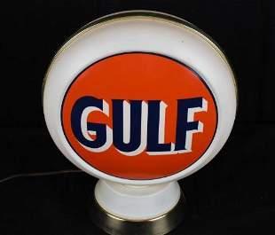 Gulf Plastic Globe Styled Light