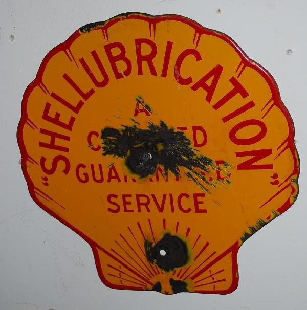 "13: Shellubrication ""A Certified Guarantee Service""  SS"