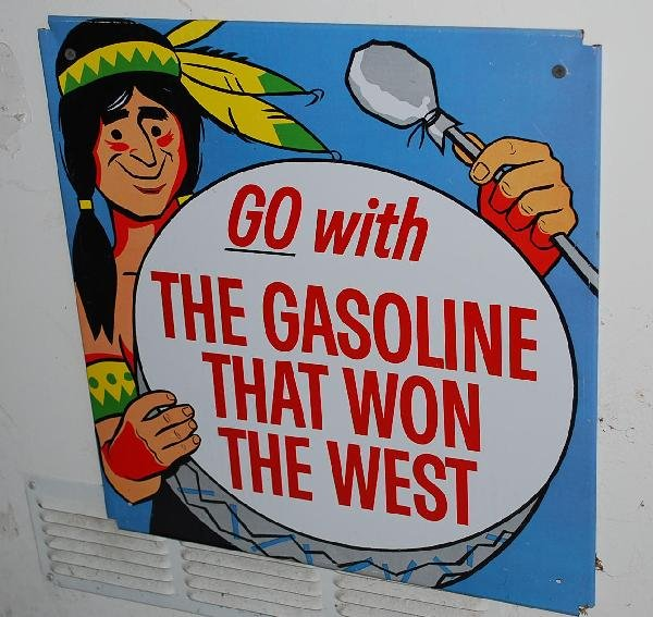 """18: (Phillips 66) Go with """"The Gasoline that won the we"""