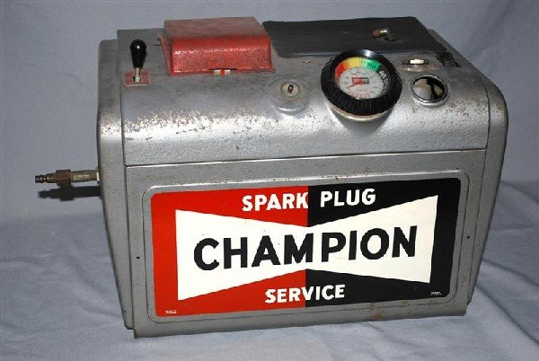 290: Champion Spark Plug Cleaner, 16x19x15 inches,