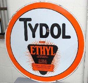 Tydol With Ethyl Logo,  DSP Sign,  30 Inch,