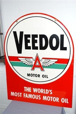 """36: Veedol Motor Oil """"The World's Most Famous Motor Oil"""