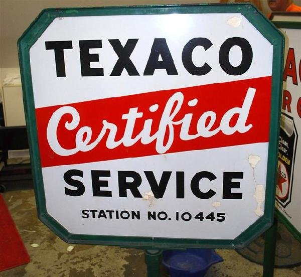 54: Texaco Certified Service Station No. 10445,  DSP cu