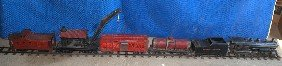 "Buddy ""L"" Outdoor Train Set Including Engine & Tend"