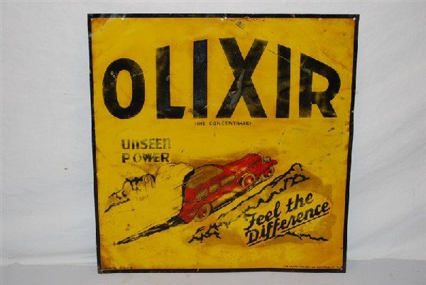 12: Olixir (oil concentrate) Unseen Power Feel the Diff