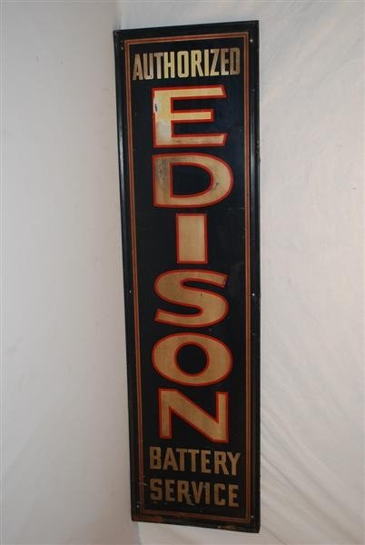14A: Edison Authorized Battery Sercive SST vertical sel