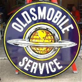 98: Oldsmobile Service with world or Saturn logo, DSP s