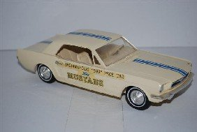 1001: 1965 Mustang Coupe Indy 500 Pace Car, promo car,