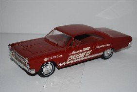 1966 Mercury Comet Cyclone GT Official Pace Indy