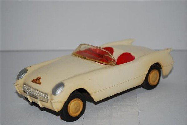 1003: 1954? Chevrolet Corvette Convertible Promo Car, p