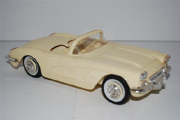 1004: 1959 Chevrolet Corvette Convertible Promo Car, wh