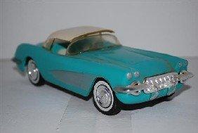 1006: 1956? Chevrolet Corvette Coupe Promo Car, light b