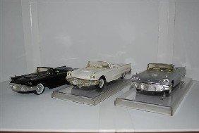 1013: 3-1959 Ford Thunderbird Convertibles, promo cars,