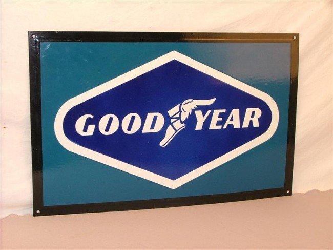"9: ""Goodyear"" Sign SSP sign 15x24"