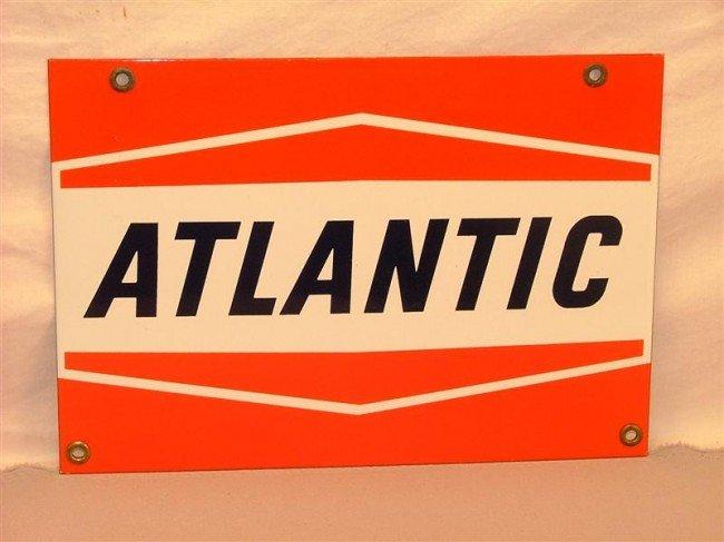 "10: ""Atlantic""  PPP sign 9x13"
