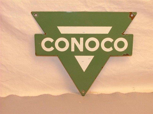 23: Conoco PPP sign 9x9.5