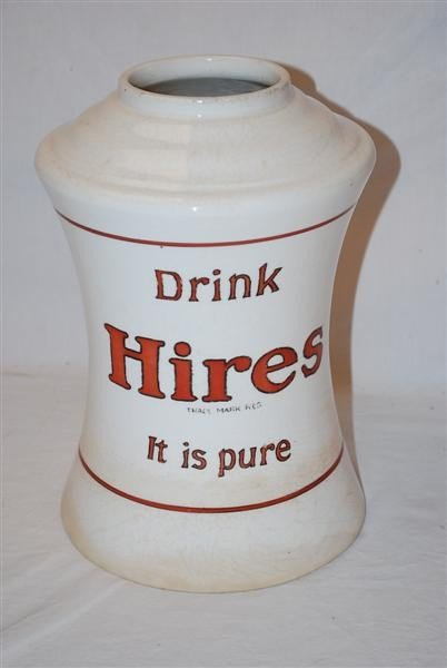 """46: Drink Hires """"It is pure"""" syrup dispenser"""