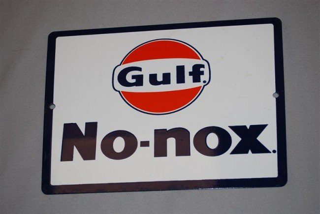 2: Gulf No-Nox  PPP sign, 8.5x11.5 inches,
