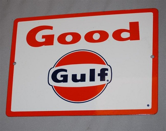 3: Good Gulf PPP sign, 8.5x11.5 inches,