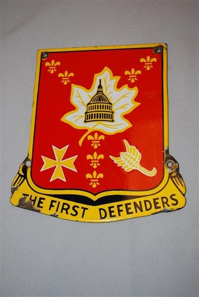 14: The First Defenders with great graphics SSP diecut