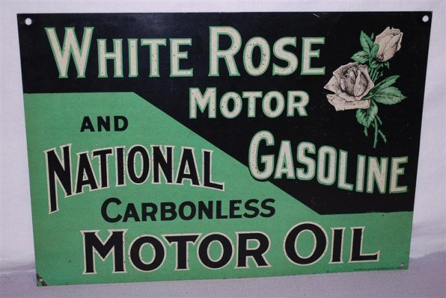 24: White Rose Motor Gasoline and National Carbonless M