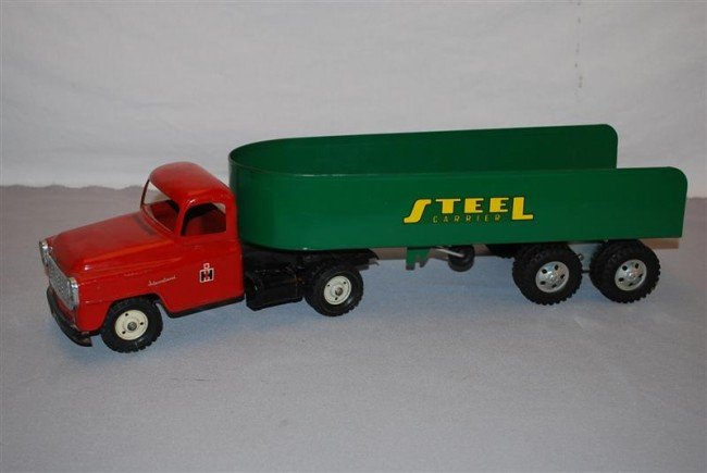 21: Tru-Scale International Truck Steel Carrier & Stake