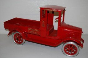 Reproduction Buddy L International Harvester Sales
