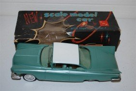 1959 Buick Two-Door Promo Car With Box, Plastic,