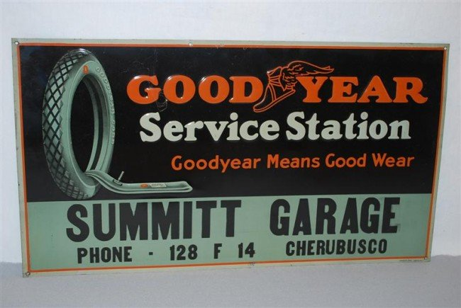 "346: Goodyear Service Station ""Goodyear Means Good Wear"