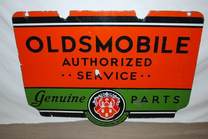 71: Oldsmobile Authorized Service, rated 6.75,  DSP sig