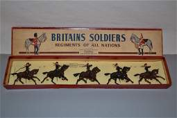 "1: Britains Soldiers Regiments of all Nations #2075 ""7t"