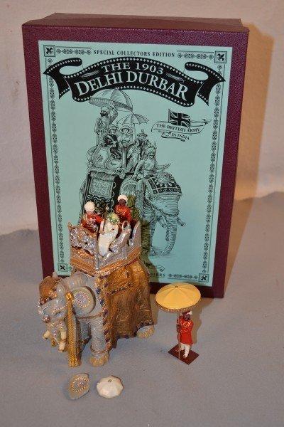 """5: Britains """"British Army in India"""" The 1903 Delhi Duba"""