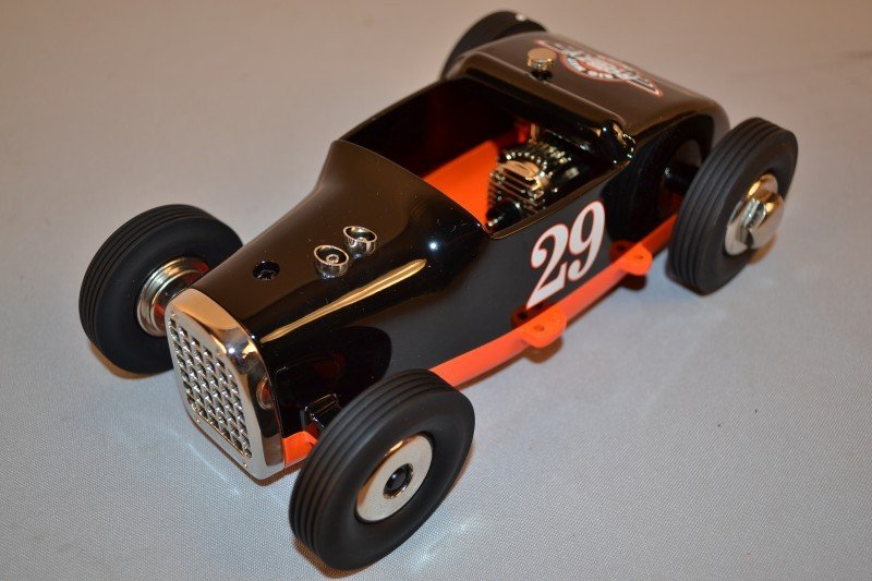 """17: Rodzy """"Big Nut"""" Standard gas engine power car, NIB,"""