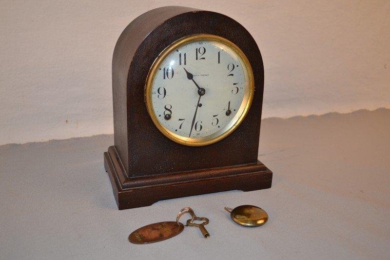 18: Seth Thomas 30 day clock,