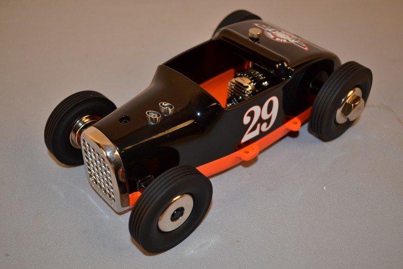 """20: Rodzy """"Big Nut"""" Standard gas engine power car, NIB,"""