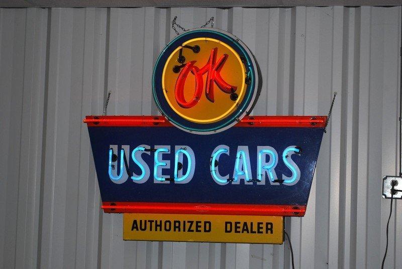 74: (Chevrolet) Ok Used Cars Authorized Dealer, SSP die