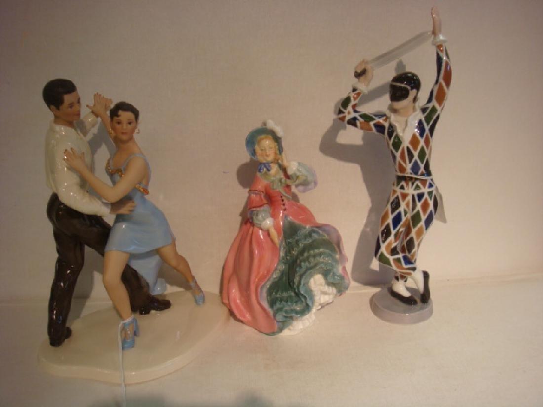 LENOX, BING & GRONDAHL and ROYAL DOULTON Figurines: