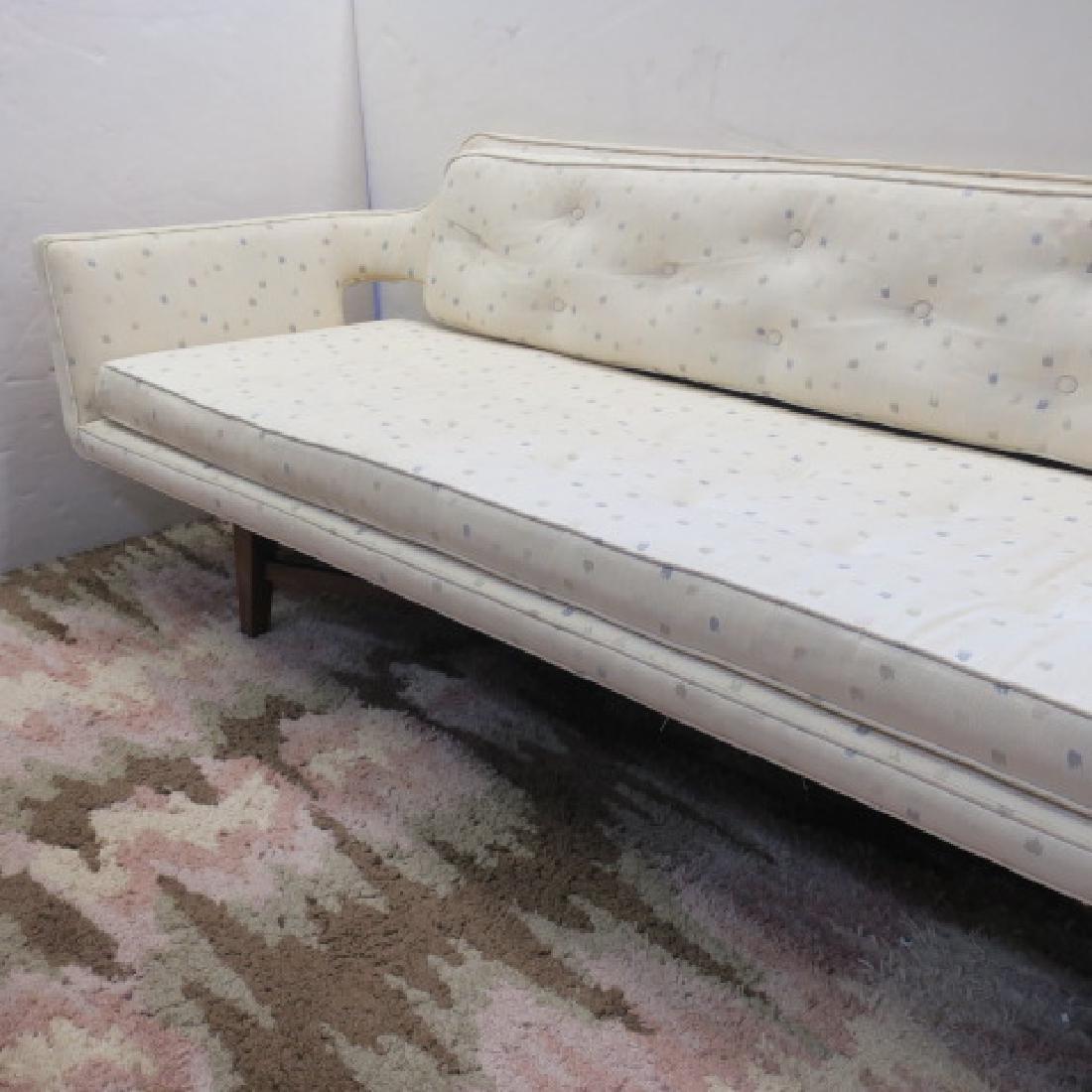 EDWARD WORMLEY, DUNBAR, Modernist Floating Back Sofa: