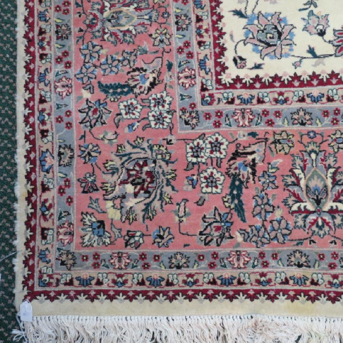 All Wool Safavieh Pakistani Power Loomed Rug: - 2