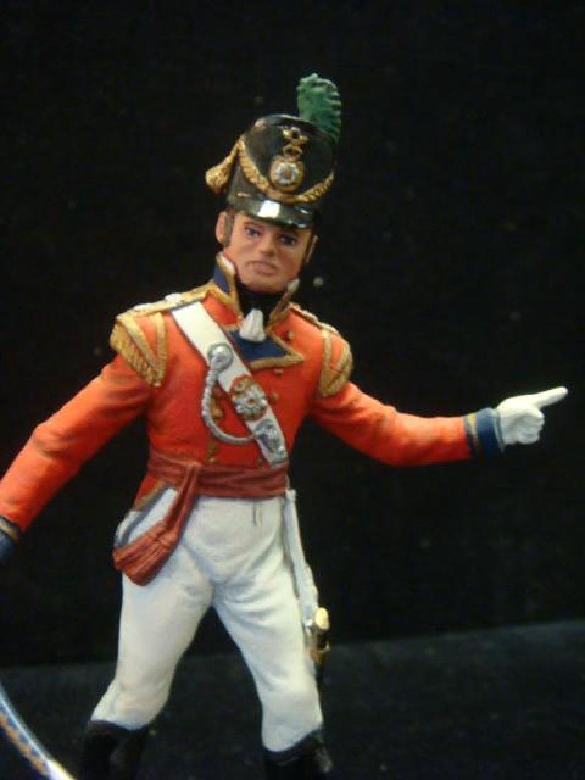 STADDEN Military Figurine 90mm CAPTAIN DRUMMOND GUARDS - 2