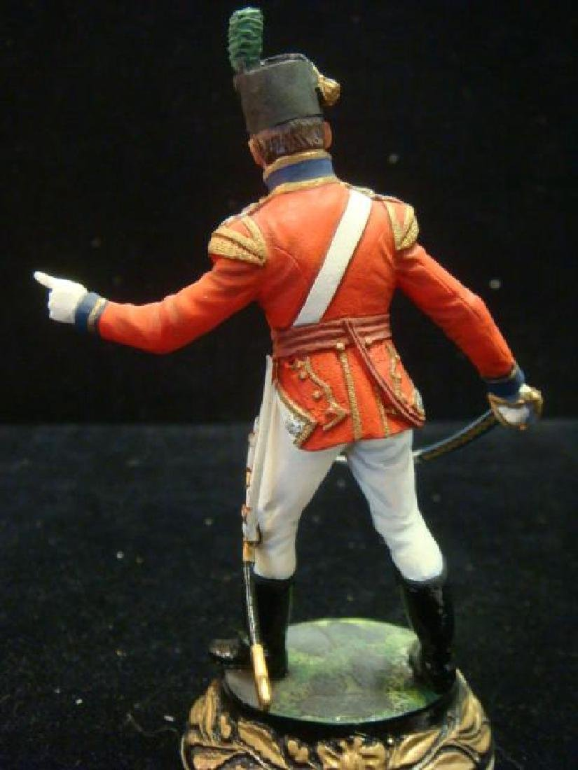 STADDEN Military Figurine 90mm CAPTAIN DRUMMOND GUARDS - 3